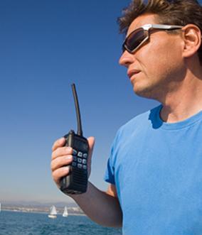 Radiotelefony ręczne