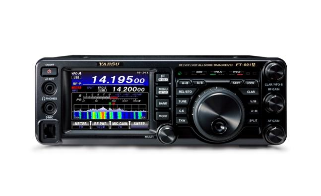 YAESU FT-991A + bon 150 EUR