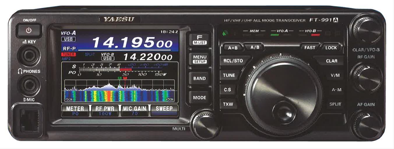 YAESU FT-991A + bon 80 EUR - nowa dostawa