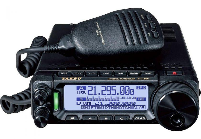 YAESU FT-891 + bon na 80 EUR - nowa dostawa!