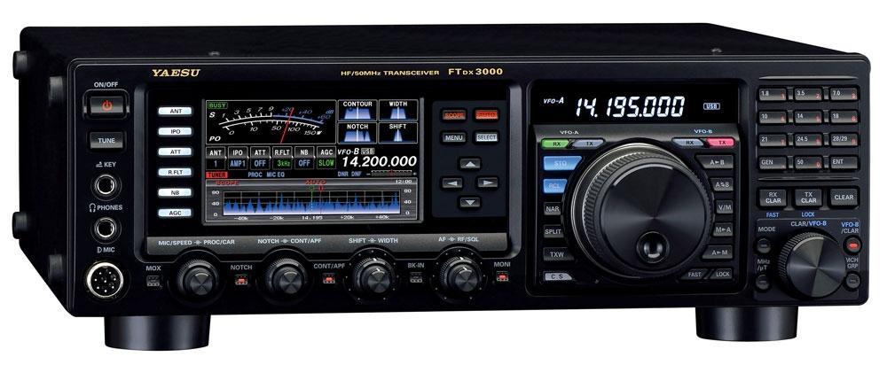 YAESU FTDX3000D