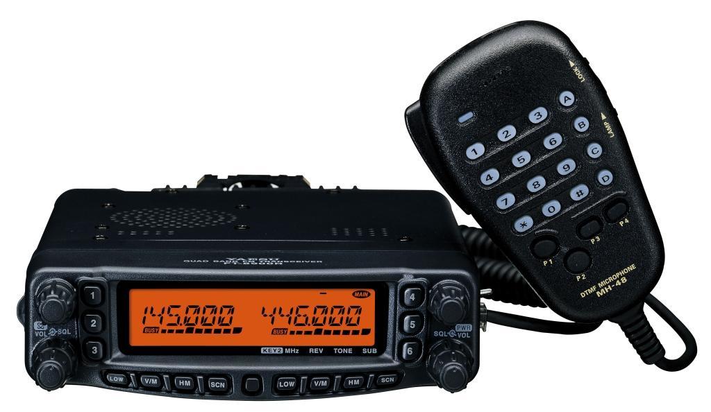 YAESU FT-8900R z panelem YSK-8900