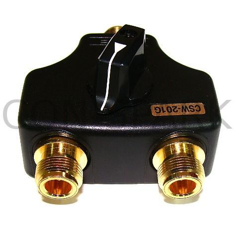 Przełącznik antenowy COMET CSW201GN