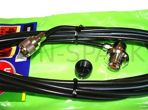Kabel koncentryczny COMET 3D4MB