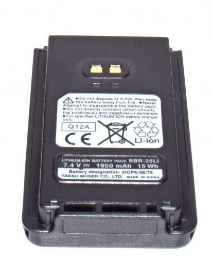 Akumulator YAESU SBR-25Li