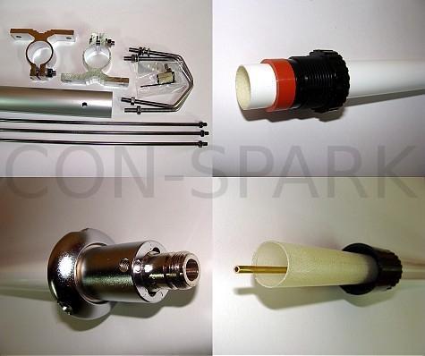 Antena bazowa COMET CAF22GF(N)