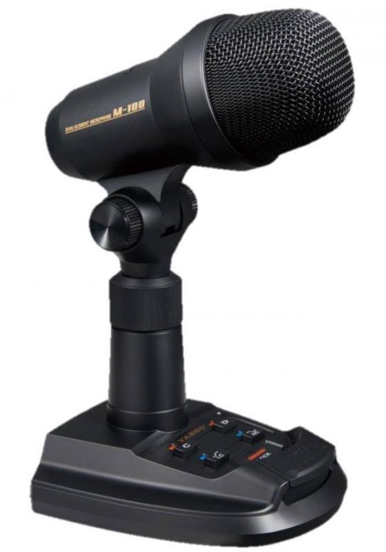 Mikrofon stołowy YAESU M-100
