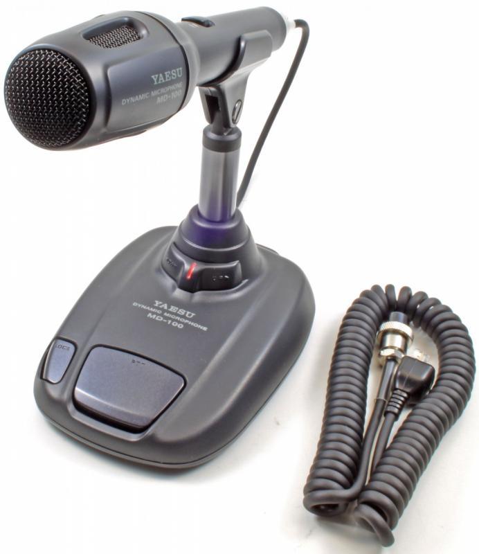 Mikrofon stołowy YAESU MD-100A8X