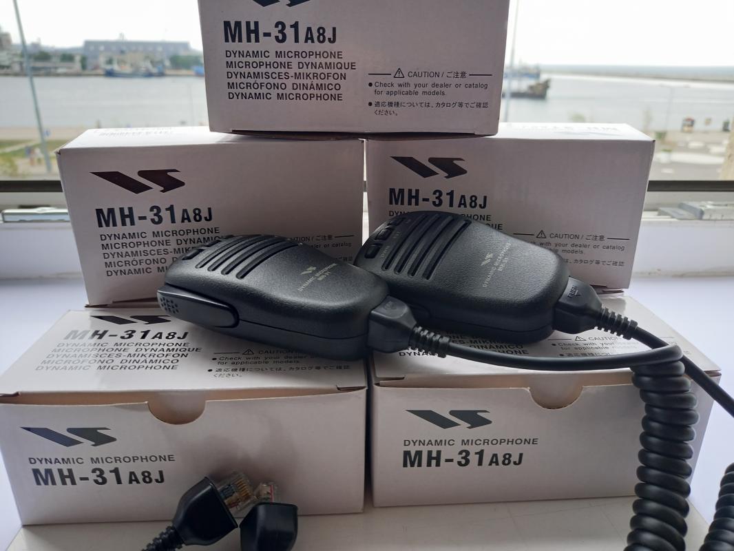 Mikrofon ręczny YAESU MH-31A8J - SUPER OFERTA!!!