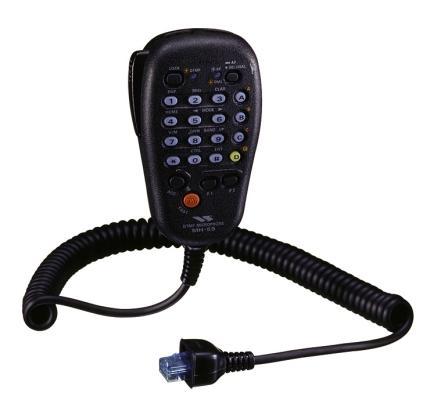 Mikrofon ręczny YAESU MH-59A8J