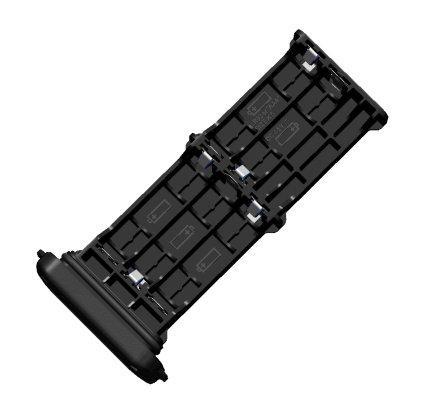Pojemnik na baterie alkaliczne YAESU FBA-38