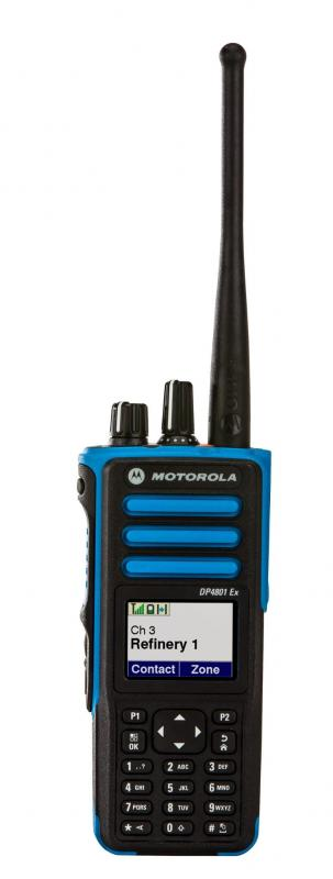 Motorola DP4801Ex Ma ATEX