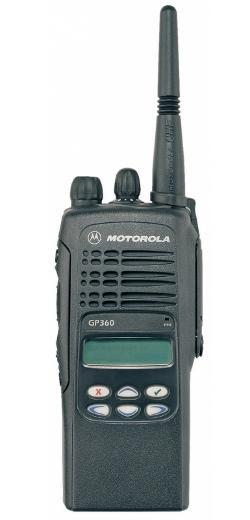 MOTOROLA GP-360