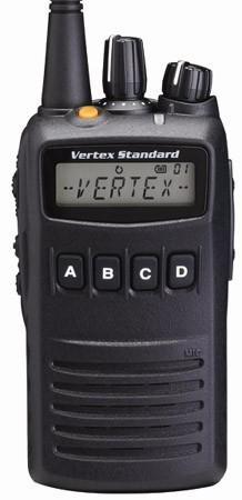 Radiotelefon ręczny Vertex Standard VX-454