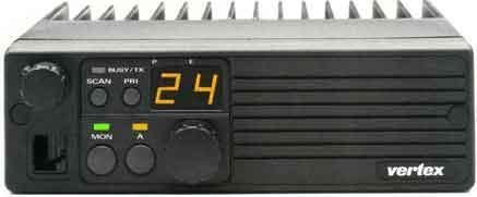 Radiotelefon bazowo-przewoźny FTL-1011