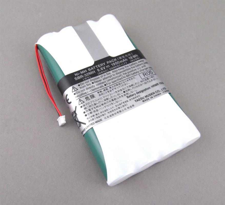 akumulator YAESU SBR-32MH