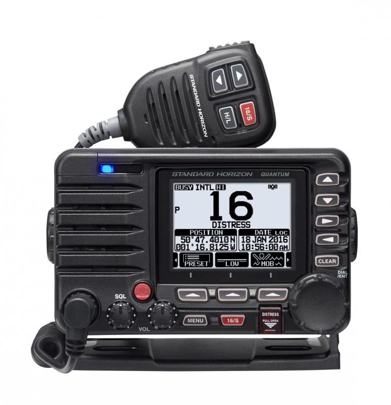 Standard Horizon GX6000E NMEA2000, odbiornik AIS, zewnętrzna antena GPS