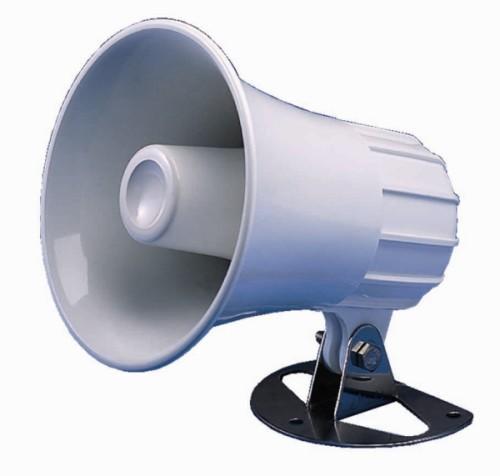 Tuba/PA syrena okrągła 114 mm 220SW