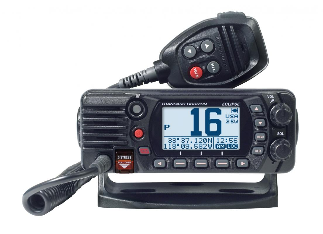 Standard Horizon GX1400E z GPS i NMEA0183