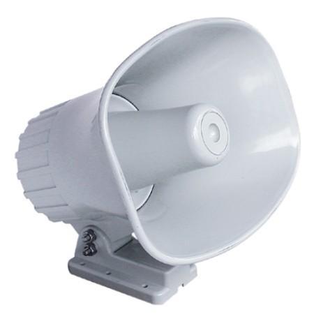 Tuba/PA syrena prostokątna 127x203 mm 240SW