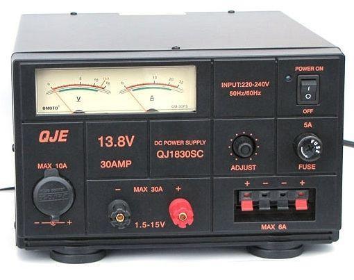 Zasilacz transformatorowy QJ-1830SC