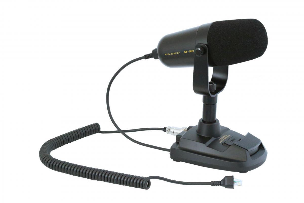 Mikrofon stołowy YAESU M-90D - NOWOŚĆ!!!