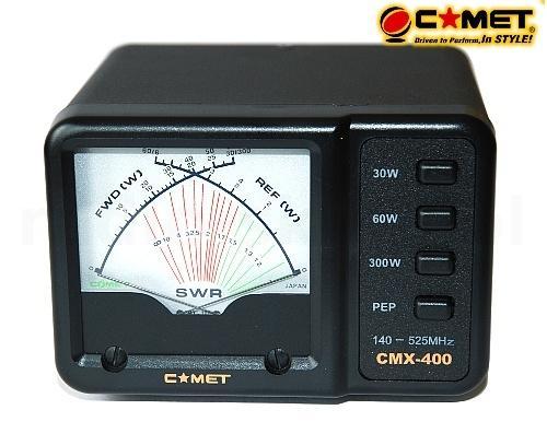 Miernik SWR COMET CMX-400