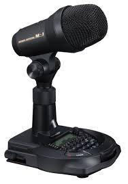 Mikrofon stołowy YAESU M-1